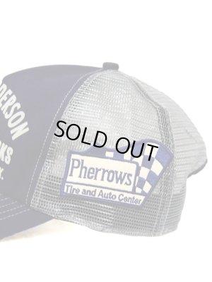 画像3: 【 Pherrow's(フェローズ) 】 メッシュキャップ [ W.R.HENDERSON ]
