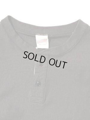 画像4: 【 LUA×FREE RAGE 】 別注14/-BD天竺ヘンリーネック七分袖Tシャツ [ 10周年記念プリント ]