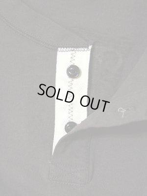 画像5: 【 LUA×FREE RAGE 】 別注14/-BD天竺ヘンリーネック七分袖Tシャツ [ 10周年記念プリント ]