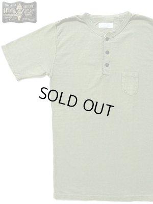 画像1: 【 ORGUEIL(オルゲイユ) 】 半袖吊り編み天竺ヘンリーネックTシャツ [ HENRY T-SHIRT ]
