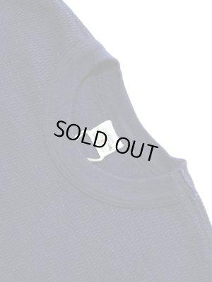 画像2: 【 UES(ウエス) 】 長袖サーマルクルーネックTシャツ [ ネイビー ] 再入荷!