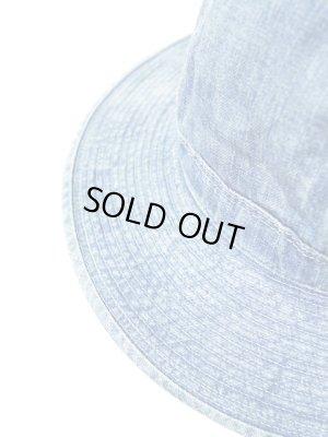 画像3: 【 JELADO(ジェラード) 】 インディゴデニムアーミーハット [ U.S.ARMY HAT-Vintage Finish ] 初入荷!