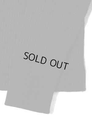 画像2: 【 JELADO(ジェラード) 】 10/- MEGA メガサーマルヘンリーネックTシャツ [ ATHLETIC BRAND ] [ BLACK ]