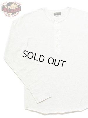 画像1: 【 JELADO(ジェラード) 】 グランコット度詰め天竺ヘンリーネックTシャツ [ Classic underwear ] 再入荷!