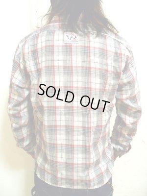 画像2: 【 Pherrow's×山崎まさよし 】 15周年記念限定モデル:ダブルガーゼワークシャツ