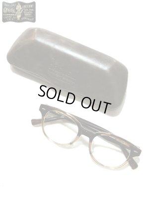 画像1: 【 ORGUEIL(オルゲイユ) 】 オリジナルボストンタイプメガネ [ BOSTON GLASSES ] [ BROWN ]