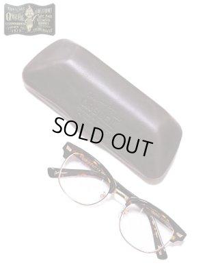 画像1: 【 ORGUEIL(オルゲイユ) 】 オリジナルサーモントタイプメガネ [ CLASSIC STYLE SIRMONT GLASSES ] [ DEMI ]