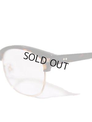 画像4: 【 ORGUEIL(オルゲイユ) 】 オリジナルサーモントタイプメガネ [ CLASSIC STYLE SIRMONT GLASSES ] [ DEMI ]