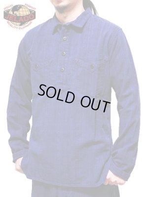 画像1: 【 JELADO(ジェラード) 】 バッカニアシャツ [ Buccaneer Shirts ] [ PIRATE OF BLUE DYE ]