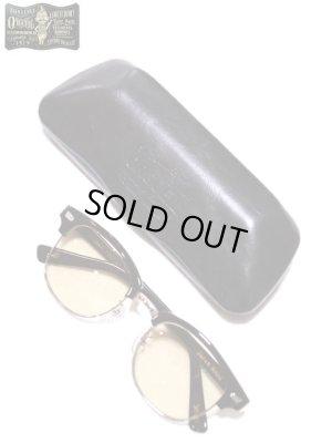 画像1: 【 ORGUEIL(オルゲイユ) 】 オリジナルサーモントタイプメガネ [ CLASSIC STYLE SIRMONT GLASSES ] [ L.BROWN ]