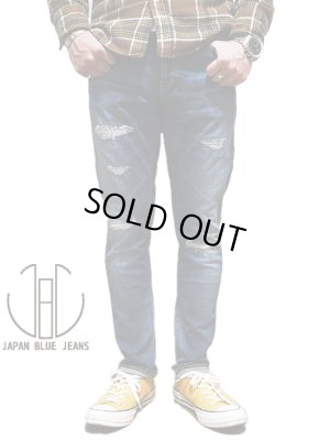 画像1: 【 JAPAN BLUE JEANS (ジャパンブルージーンズ) 】 スーパーストレッチスキニージーンズ [ CALIF ] [ NEWPORT ]
