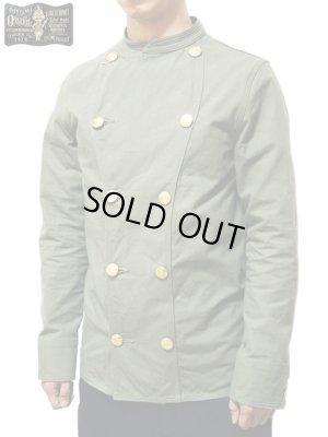 画像1: 【 ORGUEIL(オルゲイユ) 】 ミリタリーコックコート [ Military Cook Coat ]