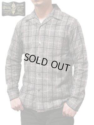 画像1: 【 ORGUEIL(オルゲイユ) 】 オープンカラーシャツ [ Open Collared Shirt ]