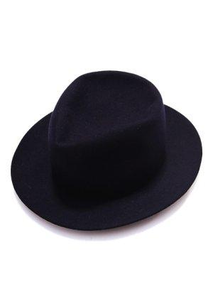 画像2: 【 ORGUEIL(オルゲイユ) 】 オープンクラウンハット [ Open Crown Hat ]  [ NAVY ]