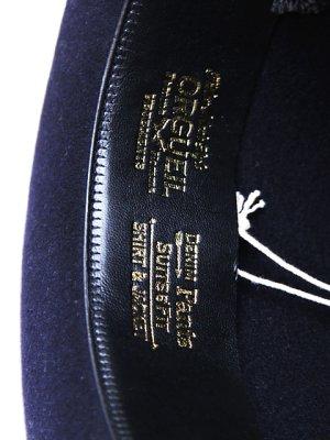 画像4: 【 ORGUEIL(オルゲイユ) 】 オープンクラウンハット [ Open Crown Hat ]  [ NAVY ]