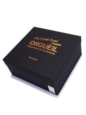 画像5: 【 ORGUEIL(オルゲイユ) 】 オープンクラウンハット [ Open Crown Hat ]  [ CAMEL ]