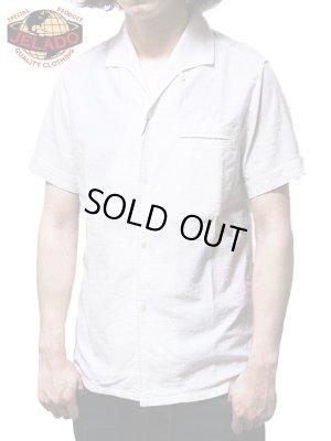 画像1: 【 JELADO(ジェラード) 】 ヴィンセントシャツ [ Vincent Shirts ] [ ホワイト ]