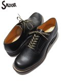 "【 SKOOB, (スクーブ) 】 USMC Service Shoes [ ""BOADED"" KIP LEATHER ]"