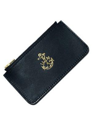画像3: 【 vasco(ヴァスコ) 】 Leather Naval Zip Pocket Wallet [ ITALIAN OIL LEATHER ]