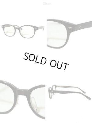 画像2: 【 ORGUEIL(オルゲイユ) 】 ボストンタイプメガネ [ CLASSIC STYLE BOSTON GLASSES ] [ BLACK ]