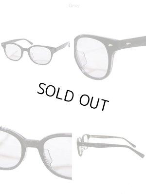 画像3: 【 ORGUEIL(オルゲイユ) 】 ボストンタイプメガネ [ CLASSIC STYLE BOSTON GLASSES ] [ BLACK ]